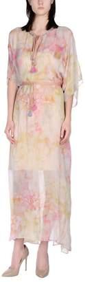 Blank Long dress