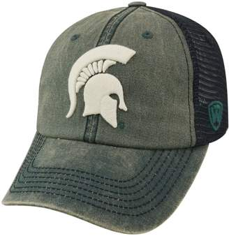 Adult Michigan State Spartans Crossroads Vintage Snapback Cap