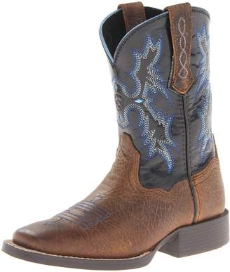 Ariat Tombstone Western Boot (Toddler/Little Kid/Big Kid)