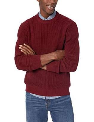 J.Crew Mercantile Men's Waffle Crewneck Sweater