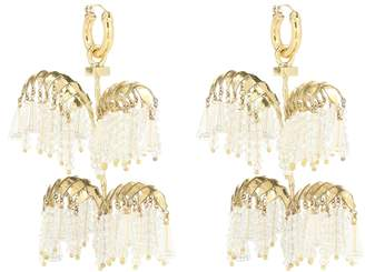 Ellery Genealogy XL Palm earrings