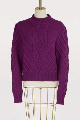 Isabel Marant Brantley wool sweater