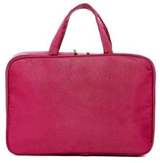 Kestrel Solid Burgundy Weekend Organizer Bag