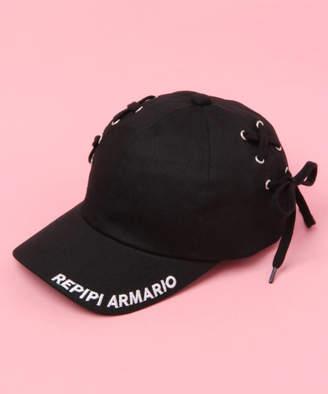 repipi armario (レピピ アルマリオ) - サイドアミアゲCAP2