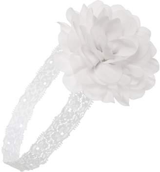 PLH Bows Mum Embellished Lace Head Wrap