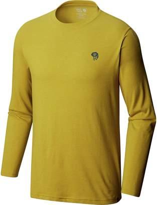 Mountain Hardwear MHW Logo Graphic Long-Sleeve T-Shirt - Men's