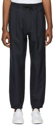 Golden Goose Navy Johnny Trousers