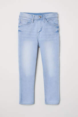 H&M Relaxed Fit Jeans - Blue