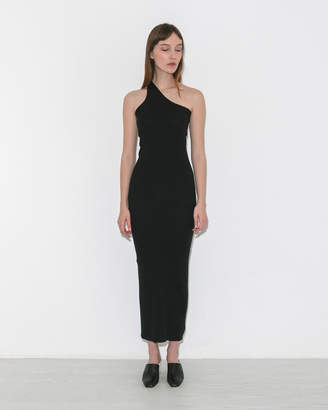 Organic by John Patrick One Shoulder Dress