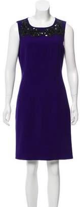 Diane von Furstenberg Mackenzie Embellished Dress