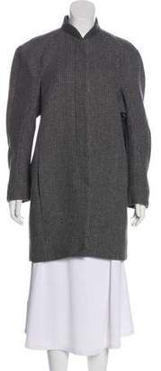 Balenciaga Wool Knee-Length Coat