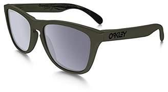 Oakley SI Frogskins® James Dietz, Frame/Grey Lens & Malestrom® Cap Bundle