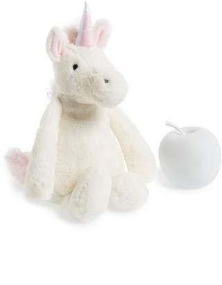 Jellycat 'Bashful Unicorn' Stuffed Animal