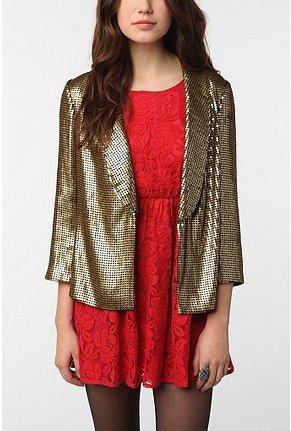 Sparkle & Fade Sequin Blazer