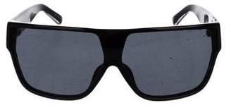 3.1 Phillip Lim Shield Tinted Sunglasses