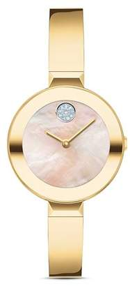 Movado BOLD Bangle Watch, 28mm