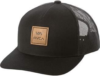 RVCA Va All The Way Curved Brim Trucker Hat
