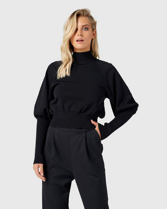 Thurley Ava Cropped Knit