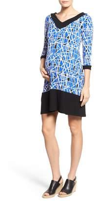 Leota 'Olivia' Maternity Dress