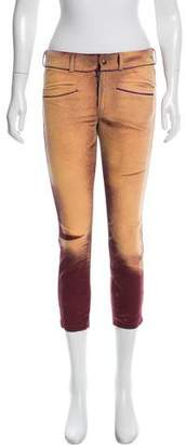 Roseanna Cropped Corduroy Pants