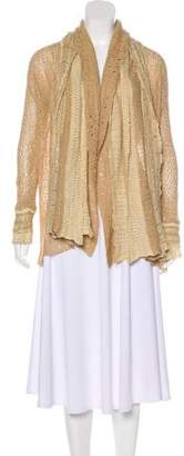 Ralph Lauren Linen Knit Cardigan
