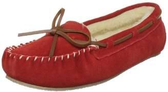 Slippers International 955205 Women's Molly Pile-Lined Moccasin