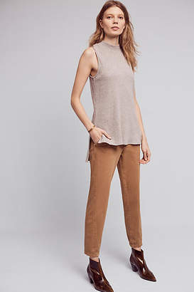 Chino by Anthropologie Relaxed Chino Pants $88 thestylecure.com
