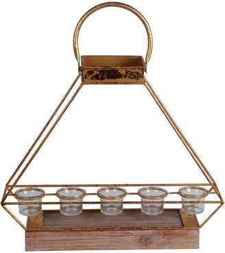 Privilege Metal Candle Lantern