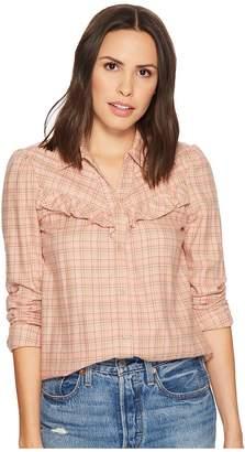 Paige Kamie Shirt Women's Clothing