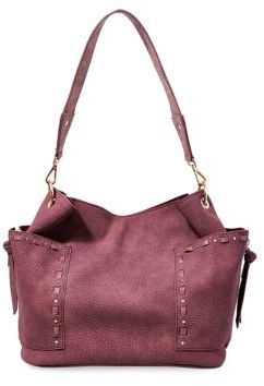 Steve Madden Kailyn Faux Leather Satchel $88 thestylecure.com