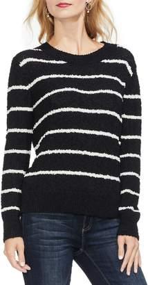 Vince Camuto Stripe Chenille Sweater