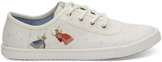 Disney X TOMS Fairy Godmother Women's Carmel Sneakers