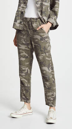 Amo Pull On Slouch Trousers