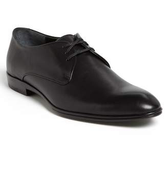 MAISON FORTE Still Water Leather Derby