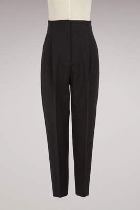 Max Mara Agoraio wool trousers