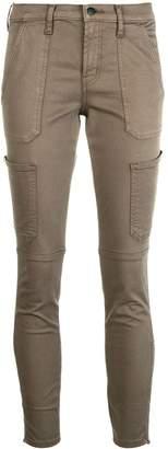 J Brand skinny pocket trousers