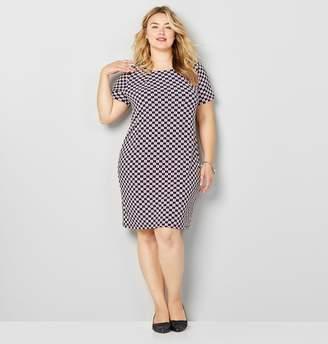 Avenue Black Plus Size Dresses on Sale - ShopStyle
