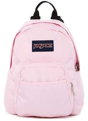 JanSport Pink Mist Half Pint Mini Backpack