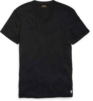 Ralph Lauren Custom Slim Fit V-Neck T-Shirt