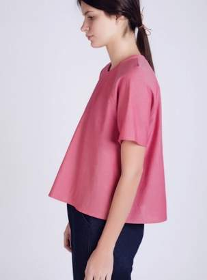 Kate Sheridan Red Chambray Base Shirt