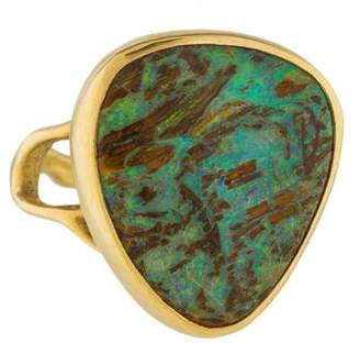 Annette Ferdinandsen 18K Opal Cocktail Ring