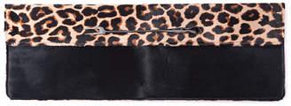 William Moscow Cheetah Print Hair & Black Hair Bag