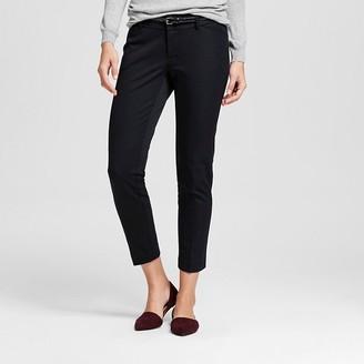 Merona Women's Bi-Stretch Modern Ankle Pant - Merona $27.99 thestylecure.com