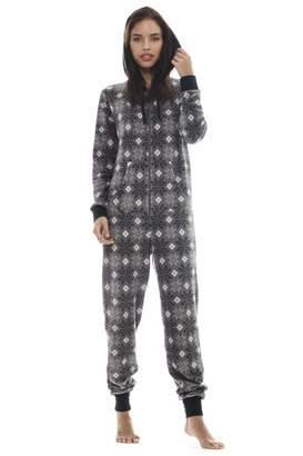 3c0388d14 Hooded Fleece Onesie - ShopStyle Canada