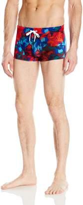 2xist Men's Cabo Pattern Swim Trunk