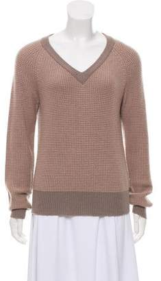 Alexander Wang Patterned Cashmere Sweater