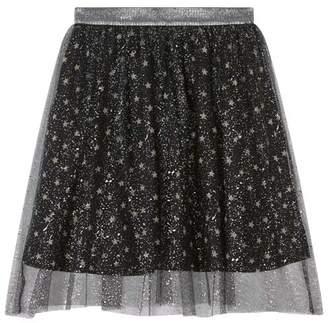 Mint Velvet Black Star Lined Tutu Skirt