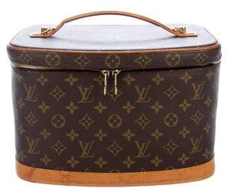 Louis Vuitton Monogram Nice Beauty Case