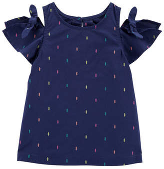 Carter's Sleeveless Babydoll Top - Preschool Girls