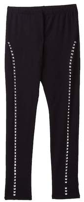 Bebe Studded Leggings (Big Girls)